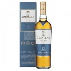 MACALLAN FINE OAK 12
